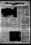Mustang Daily, November 20, 1967