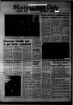 Mustang Daily, November 29, 1967