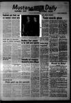 Mustang Daily, December 1, 1967