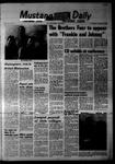 Mustang Daily, January 15, 1968