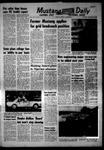 Mustang Daily, January 22, 1968