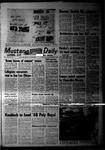 Mustang Daily, January 24, 1968