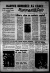 Mustang Daily, February 7, 1968