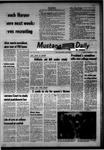 Mustang Daily, February 9, 1968
