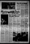 Mustang Daily, February 19, 1968