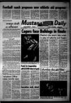 Mustang Daily, March 1, 1968