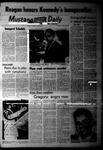 Mustang Daily, April 2, 1968