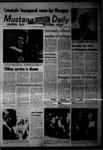 Mustang Daily, April 5, 1968