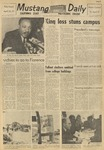 Mustang Daily, April 8, 1968