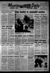 Mustang Daily, April 10, 1968