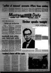 Mustang Daily, April 17, 1968