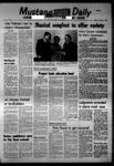 Mustang Daily, April 19, 1968