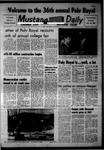 Mustang Daily, April 26, 1968