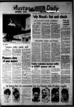 Mustang Daily, May 1, 1968