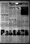 Mustang Daily, May 3, 1968