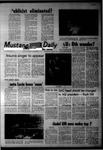 Mustang Daily, May 8, 1968