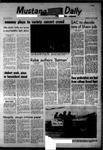 Mustang Daily, May 13, 1968