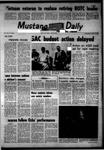 Mustang Daily, May 15, 1968