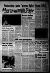 Mustang Daily, May 24, 1968