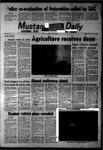 Mustang Daily, May 29, 1968