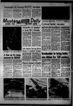 Mustang Daily, May 31, 1968