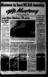 Mustang, July 26, 1968