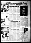 Mustang Daily, September 20, 1968