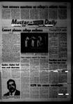 Mustang Daily, September 30, 1968