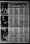 Mustang Daily, October 2, 1968