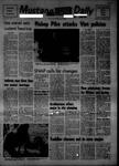 Mustang Daily, October 4, 1968