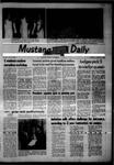 Mustang Daily, October 7, 1968