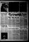 Mustang Daily, October 11, 1968