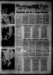 Mustang Daily, October 16, 1968