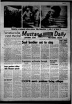 Mustang Daily, October 21, 1968