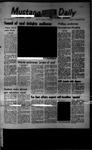 Mustang Daily, October 28, 1968