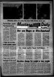 Mustang Daily, October 30, 1968