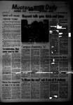 Mustang Daily, November 1, 1968