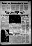 Mustang Daily, November 4, 1968