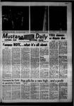 Mustang Daily, November 8, 1968