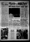 Mustang Daily, November 15, 1968