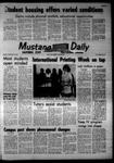 Mustang Daily, January 10, 1969