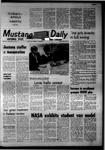 Mustang Daily, January 20, 1969