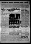 Mustang Daily, January 24, 1969