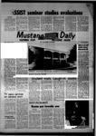 Mustang Daily, January 27, 1969