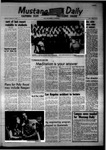 Mustang Daily, January 29, 1969