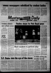 Mustang Daily, February 7, 1969