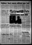 Mustang Daily, February 10, 1969