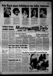 Mustang Daily, February 17, 1969