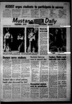 Mustang Daily, February 21, 1969
