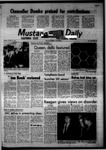 Mustang Daily, February 24, 1969